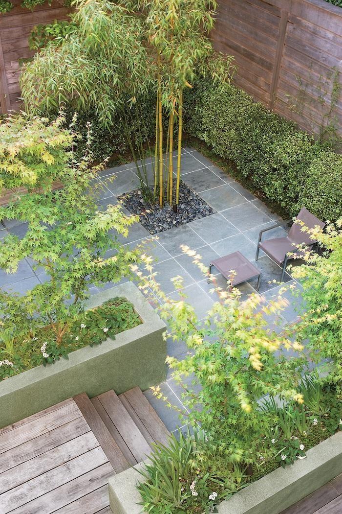 下沉庭院景观设计 景观园林 毕马汇 Nbimer