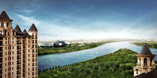 广州 星河湾海怡半岛 - 建筑规划 - 毕马汇 nbimer