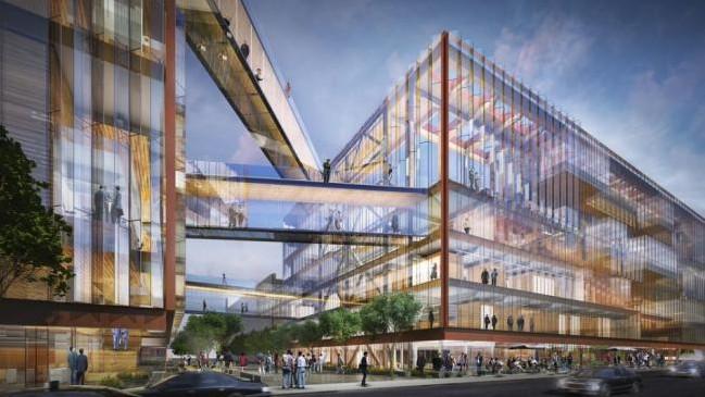uber新总部大楼设计