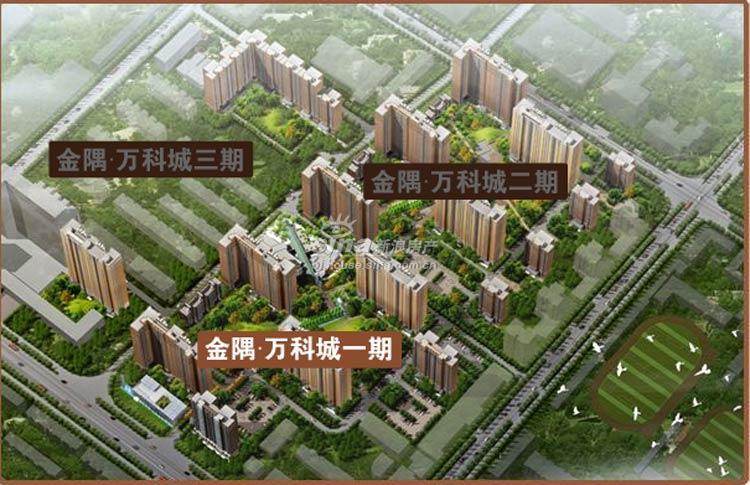 北京 万科 金隅万科城