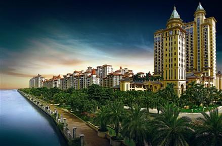 广州 星河湾海怡半岛