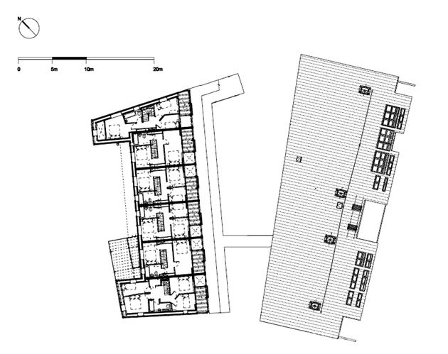 ps素材建筑户型图