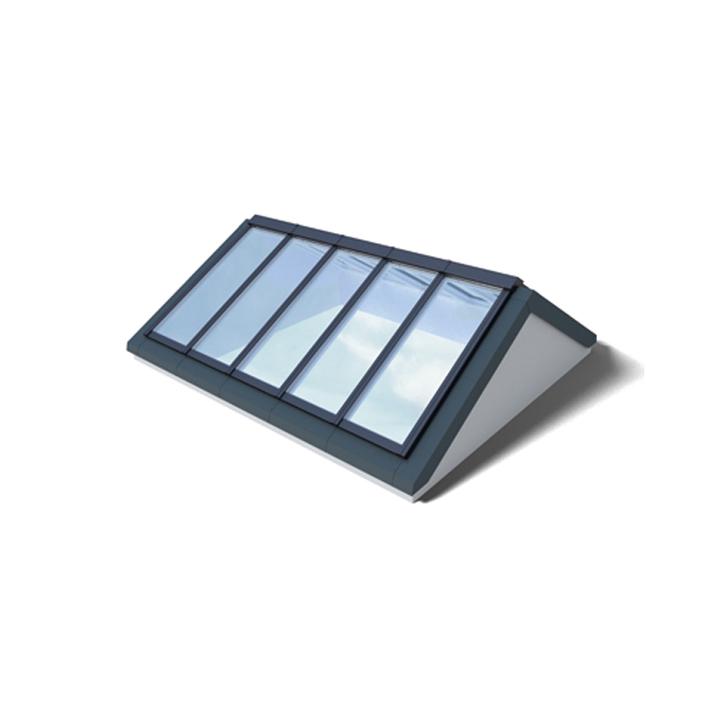 Ridgelight 25-40°/ Atrium Ridgelight 25-40°-VMS模块化智能天窗系统