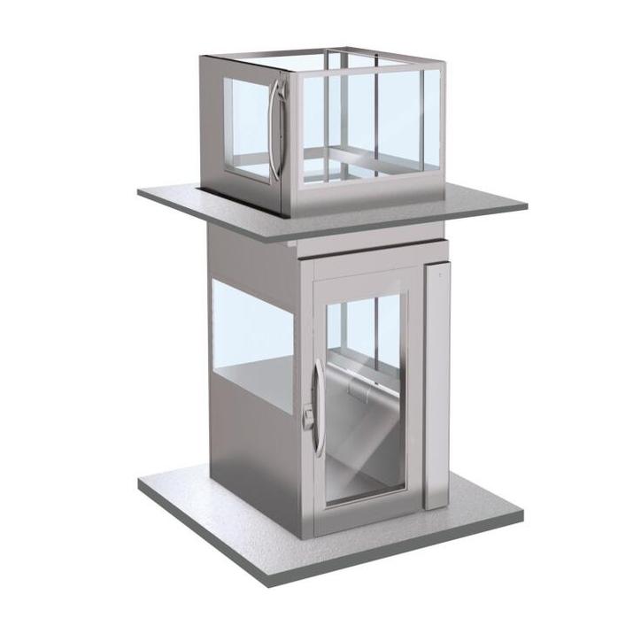 Cibes A5000系列 两层相邻半高门电梯