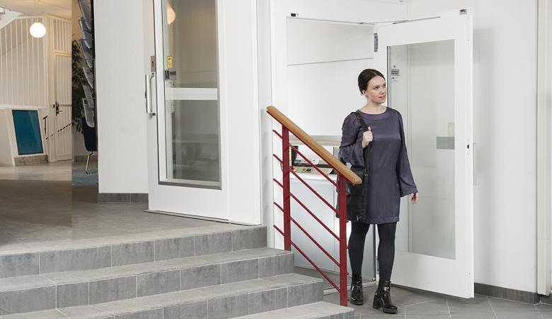 Cibes电梯——A5000系列产品