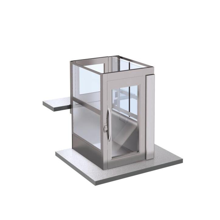 Cibes A5000系列 两层贯通半高门电梯