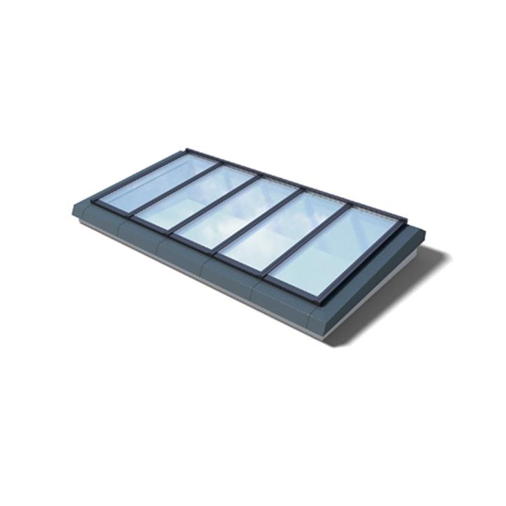 Longlight 5-25° / Atrium Longlight 5-25°-VMS模块化智能天窗系统