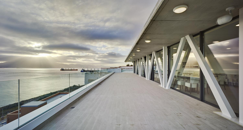 西班牙直布罗陀大学——SGG COOL-LITE SKN 154系列产品