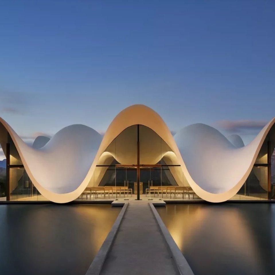 东南亚风格凯宾斯基山地酒店sketchup模型