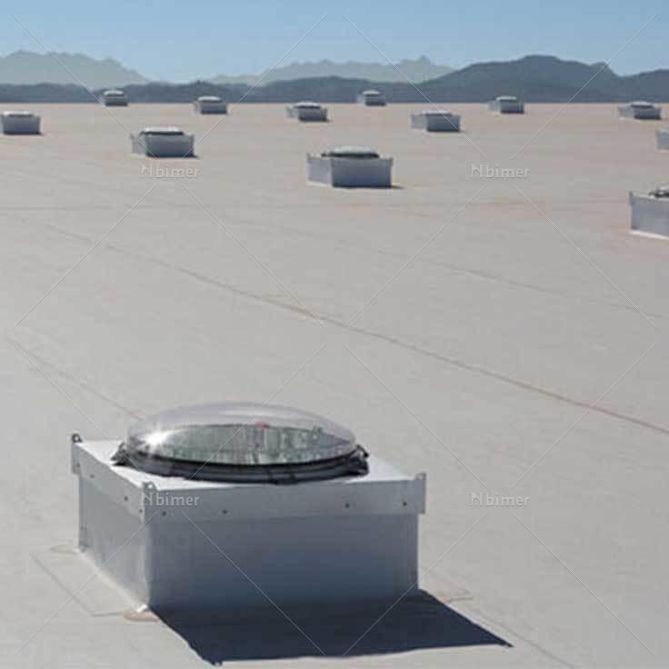 索乐图SkyVault®昊明系列M74DS导光管日光照明系统