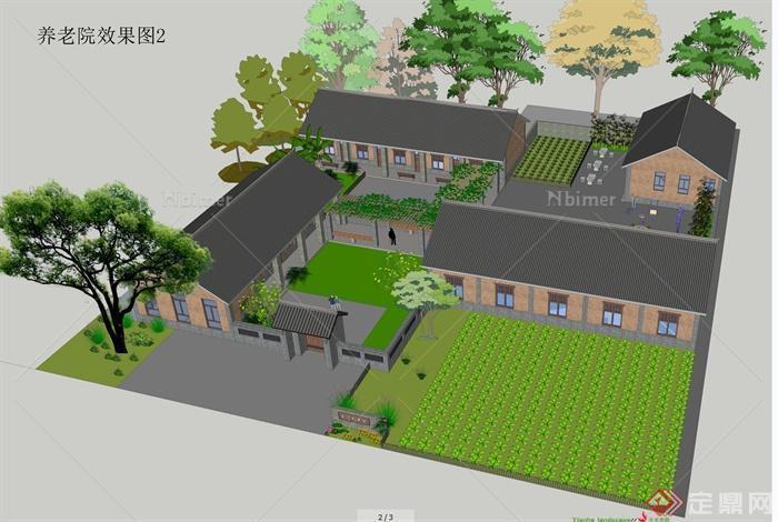 养老院规划设计需要注意什么 养老院规划设计