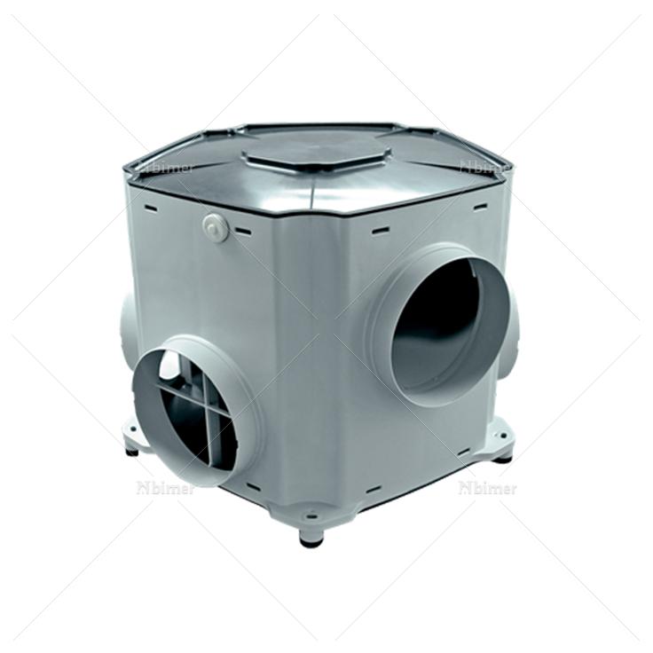 Vortice LETO MEV 集中式机械通风装置