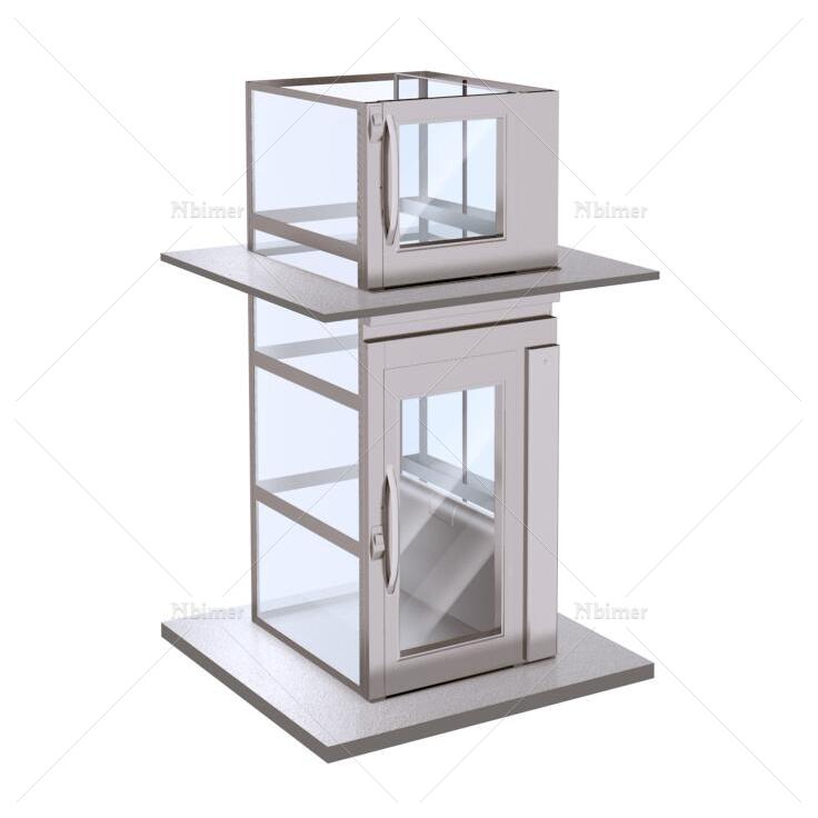 Cibes A5000系列 两层同向半高门电梯