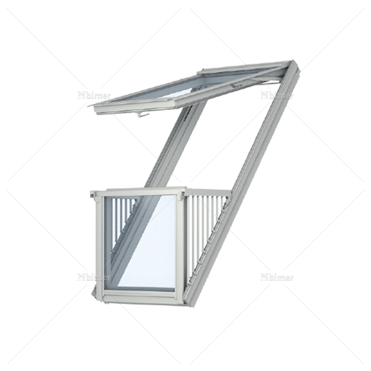 VELUX balcony window GDL-阳台窗