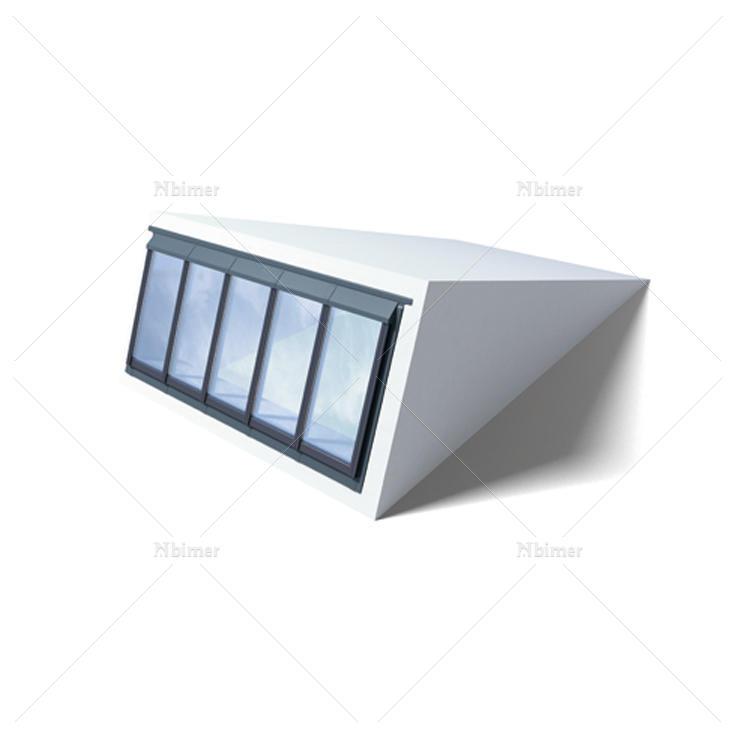 Northlight 40-90°-VMS模块化智能天窗系统